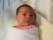 Natálie Kurejová se narodila v ústecké porodnici 9.11.2016 (18.57) Nataše Kurejové. Měřila 48 cm, vážila 2,95 kg.