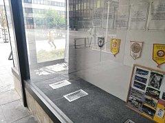 Zloděj ukradl z magistrátu policejní autíčka