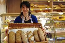 Třebenická pekárna otevřela nový obchod.