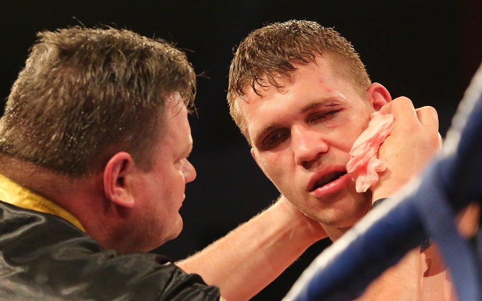 Boxing Live v Ústí nad Labem