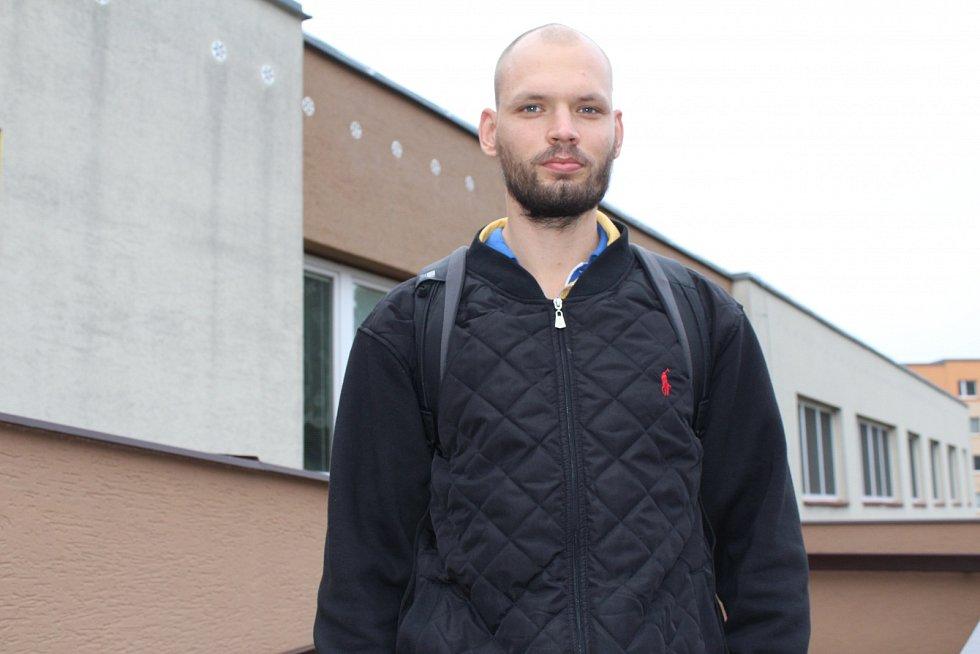 Dobrovolník Václav Brhel