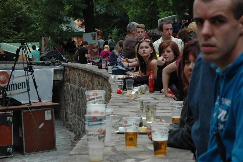Pivní slavnosti v ústeckém letním kině