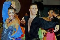 V Ústí nad Labem se konala Taneční soutěž Evropské unie v tanečních párech a formacích.