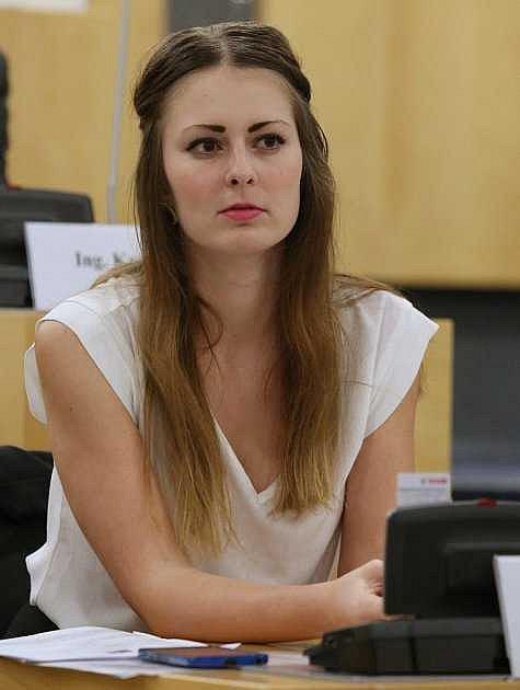 Tereza Hyťhová (SPD)