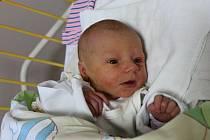 Eliška Černá se narodila Barboře Černé z Ústí nad Labem 23. března ve 14.50 hod. Měřila 46 cm, vážila 2,45 kg