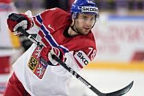 Robin Hanzl patřil k nejlepším českým hráčům na světovém šampionátu.