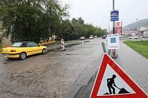 Opravě silnice I/30 ve Všebořicích už nic nebrání.
