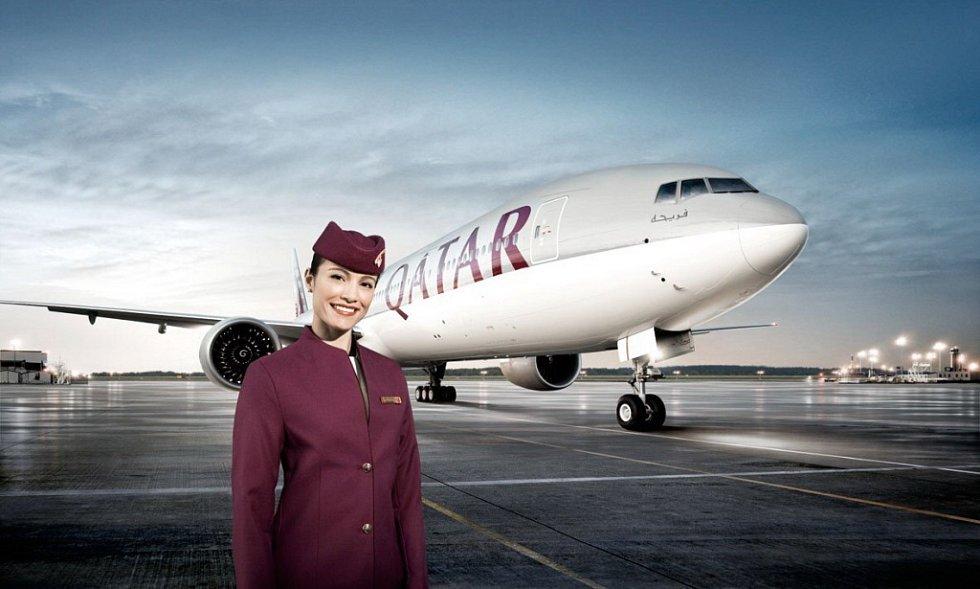 Quatar Airways.