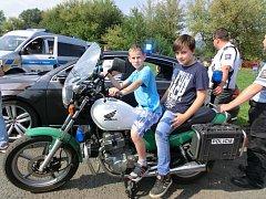 Seminář pořádala Základní škola Mírová v autokempu Chabařovice.
