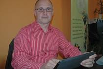 Podnikatel a bývalý ústecký radní Petr Ryšavý.