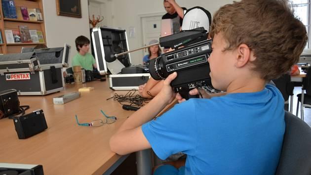 Mladí novináři se zdokonalili na ústeckém Mediatáboru.