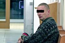 Václava T. ze Severní Terasy státní zástupce obvinil ze znásilnění, ohrožování mravní výchovy dítěte a soulože mezi příbuznými.