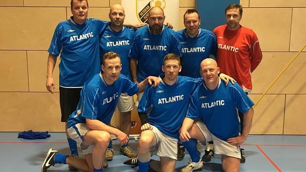 Atlantic Stars na Veteran Cupu 2020 v Ústí nad Labem.
