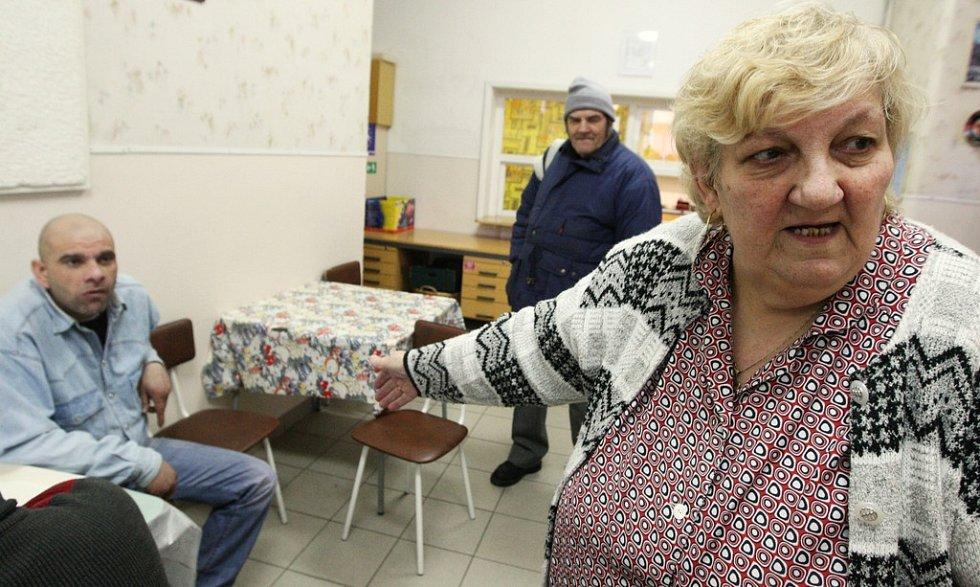 Ředitelka Červeného kříže Nevena Černohorská