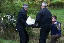 Při dopravní nehodě ve Varvažově zemřela řidička osobního vozu