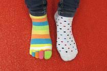Ilustrační snímek. Ponožky