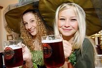 Pivo ve Velkém Březně