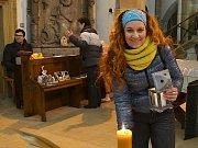 Výstava betlémů v kostele Nanebevzetí Panny Marie v Ústí