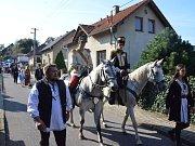 Oslavy 850 let založení obce Velké Březno.