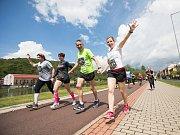 RunTour 2017 v Ústí nad Labem