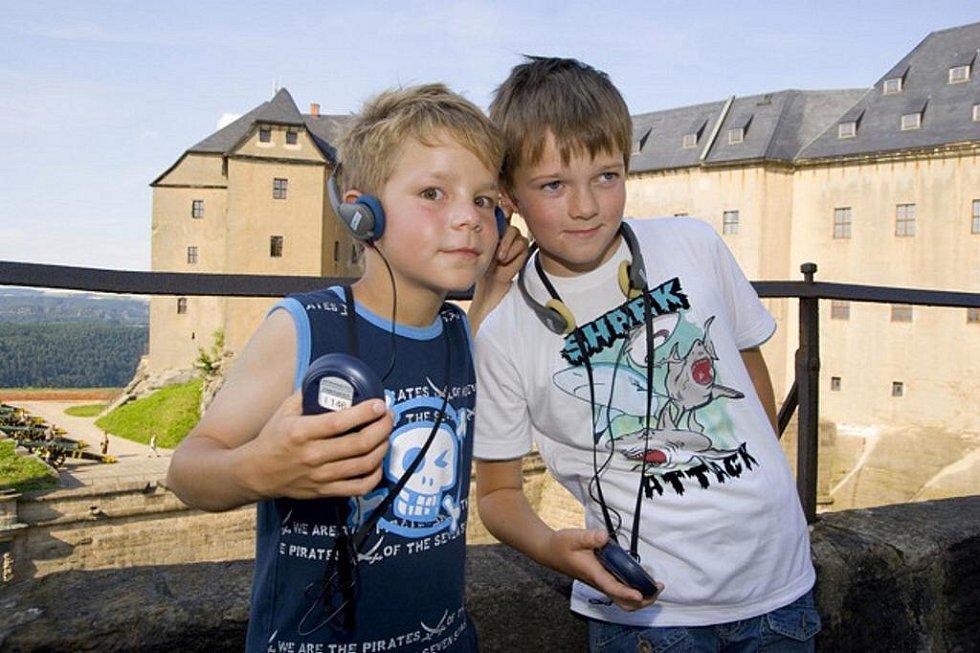 Pevnost je stará přes 400 let.
