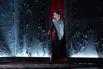 Radek Krejčí v opeře Tosca.