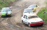 Třetí ročník amatérského seriálu závodů Autopoint Cup odstartoval v Chabařovicích.