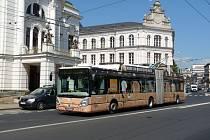 Provoz linek MHD v Ústí nad Labem se od 1. září vrací do normálu.