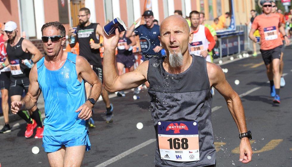 Rouškový 1/2Maraton Ústí nad Labem otevřel populární běžecký seriál
