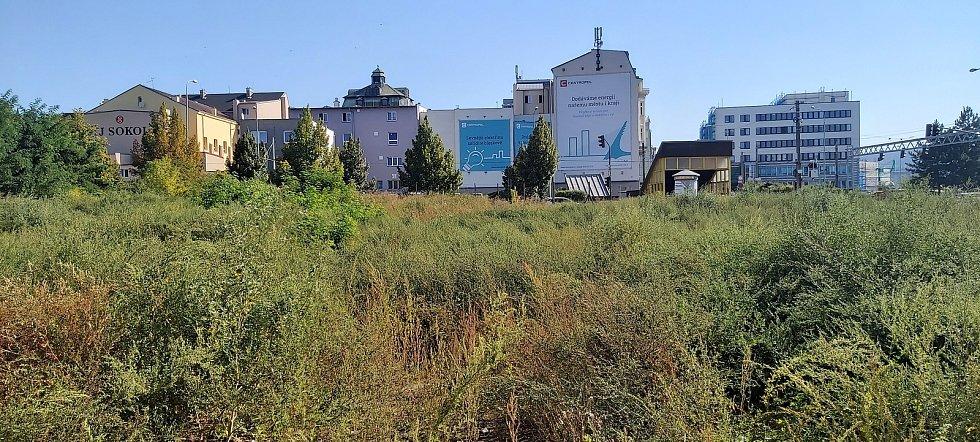 Podchod u České Besedy je ostudou města.