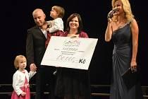 Čtvrtá benefice Dětského sboru UJEP pomohla hned dvěma dívkám.