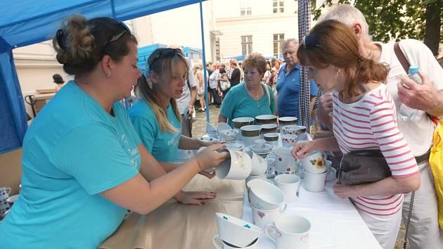 Šestý Den porcelánu uspořádalo Muzeum města Ústí nad Labem.