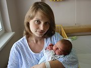 Štěpánek Hrdlička se narodil Janě Hrdličkové z Ústí nad Labem 23. srpna v 9.33 hod. v ústecké porodnici. Měřil 50 cm a vážil 3,22 kg.
