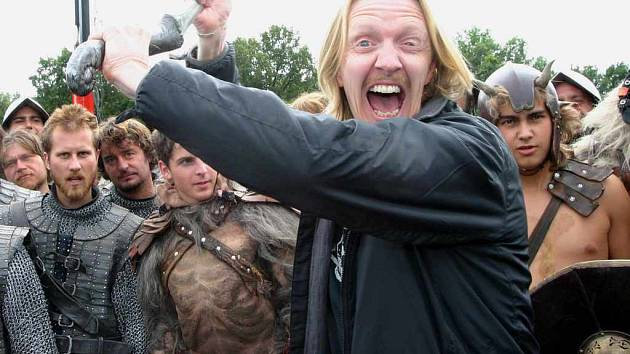 Exklusivní foto: Natáčení Narnie