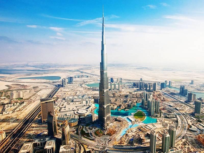 Dubaj.