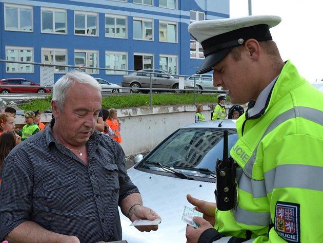 Bezpečnost na silnicích je hlavní náplní práce Jana Pechouta zBesipu.