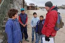 Snímek z filmu El Paso.