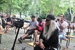 Festival Malý Hamburk nadchl britský písničkář Justin Lavash