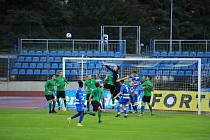 FK Ústí - Příbram, FNL 2021/2022