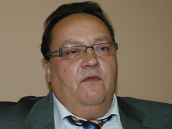 Jan Jaroš (KDU ČSL).