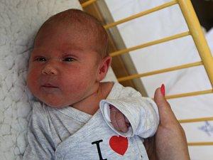 Adéla Bočková se narodila Markétě Truhlářové z Ústí nad Labem 5. října v 19.29 hod. Měřila 48 cm, vážila 3,2 kg