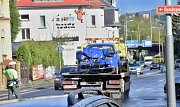 Vážná nehoda v ústecké Všebořické ulici