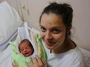 Matyáš Polák se narodilv ústecké porodnici 22. 3. 2017 (8.15) Janě Makulové. Měřil 44 cm, vážil 1,92 kg.