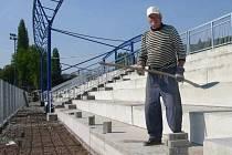 Stadion prošel opravou