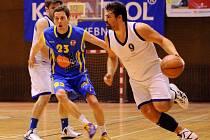 Basketbalisté Slunety B prohráli na palubovce Varnsdorfu 80:85.