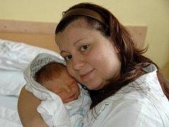 Lucie Brejchová,  porodila v ústecké porodnici dne 7. 11. 2011 (15.13) syna Davida (46 cm, 2,8 kg).