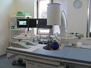 Nemocnice má nový drtič ledvinových kamenů.
