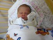 Klára Vyskočilová se narodila Martině Vyskočilové z Bystřan 31. prosince v 0.45 hod. v ústecké porodnici. Měřila 44 cm a vážila 2,07 kg