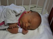Anna Paterová se narodila v ústecké porodnici 7. 3. 2017(20.43) Petře Paterové. Měřila 45 cm, vážila 2,48 kg.