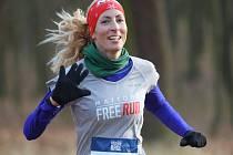 Zuzana Rusínová trénuje bežce v Ústí.